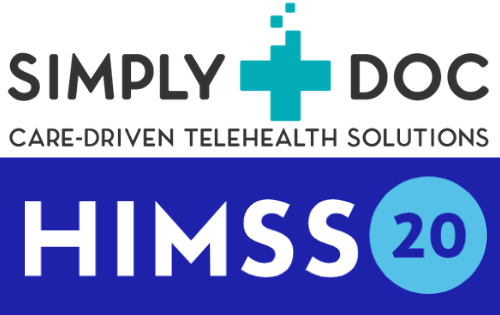 SimplyDoc's Virtual HIMSS20 Booth